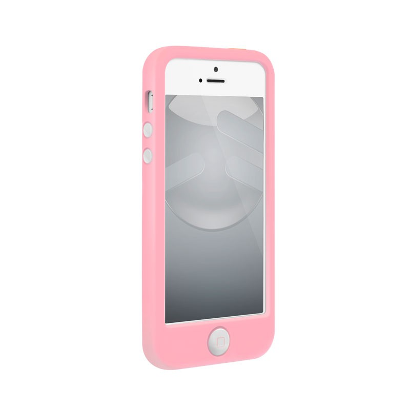 Switcheasy Silicon Colors iPhone 5 (baby pink) 01
