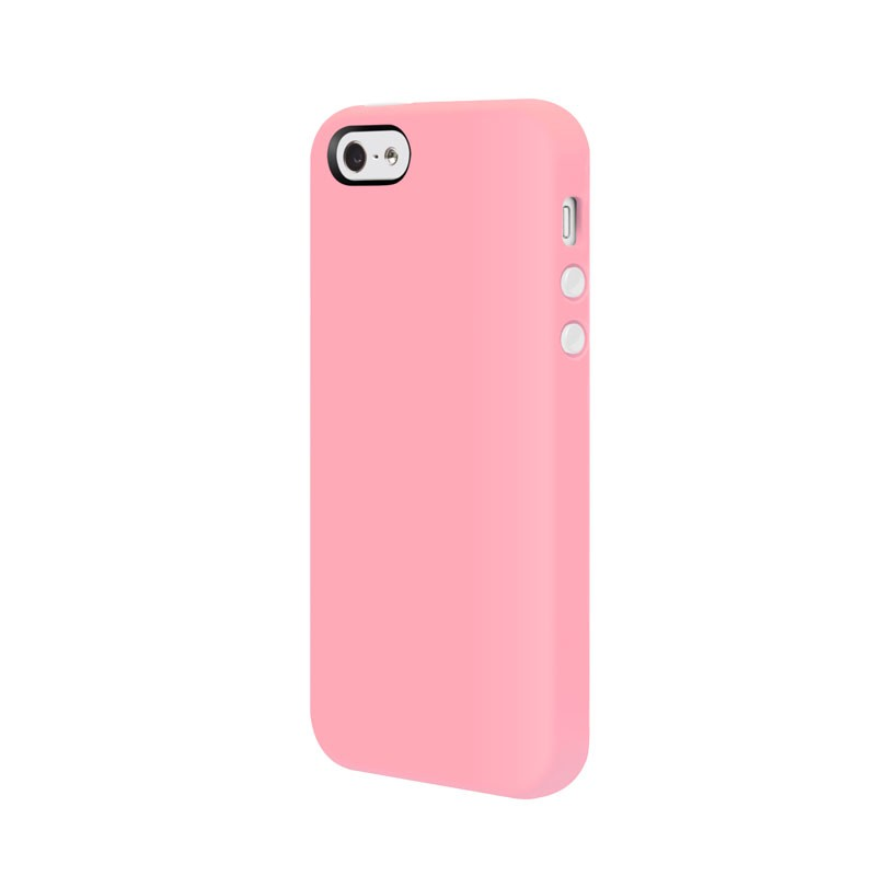 Switcheasy Silicon Colors iPhone 5 (baby pink) 04