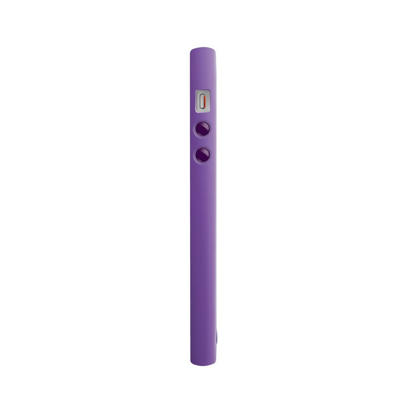 Switcheasy Silicon Colors iPhone 5 (purple) 05