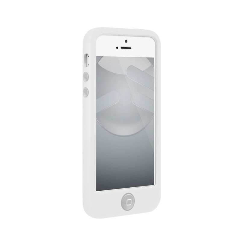 Switcheasy Silicon Colors iPhone 5 (white) 01