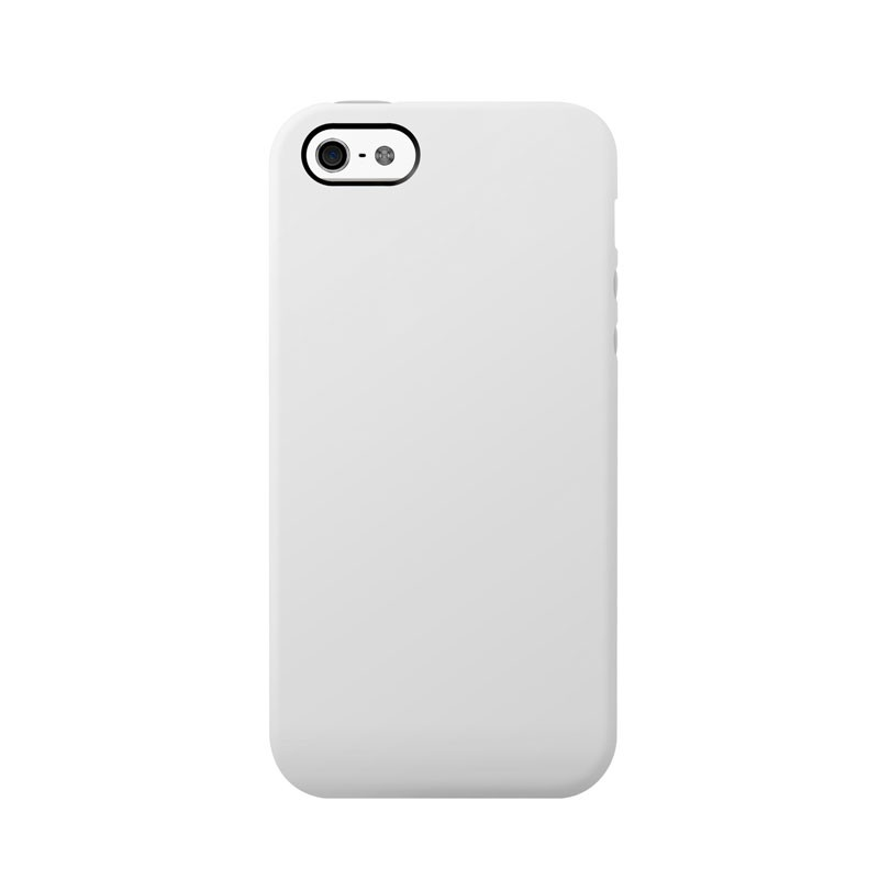 Switcheasy Silicon Colors iPhone 5 (white) 02