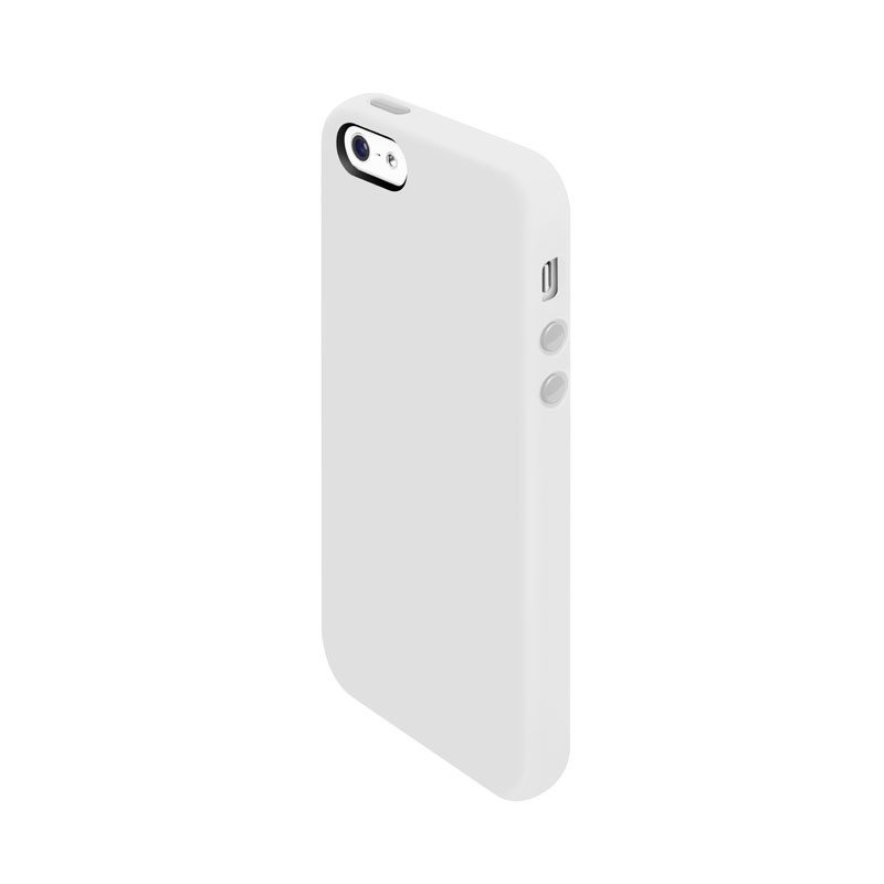 Switcheasy Silicon Colors iPhone 5 (white) 06