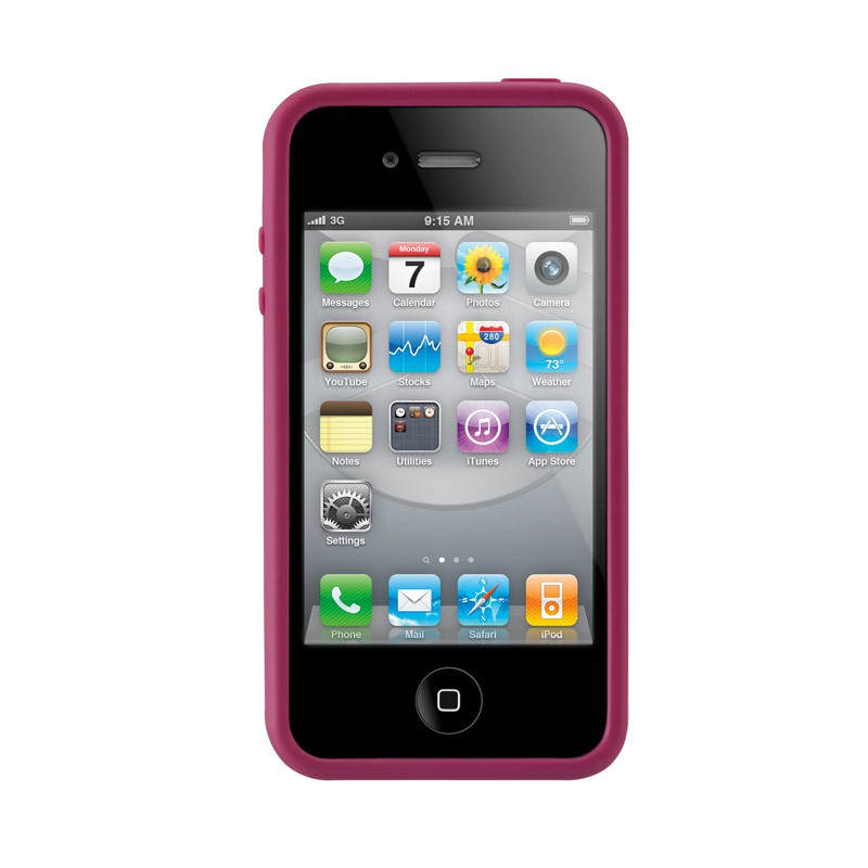 SwitchEasy Glitz iPhone 4(S) Pink - 2
