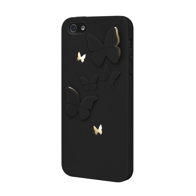 SwitchEasy Kirigami Butterfly Black - 5