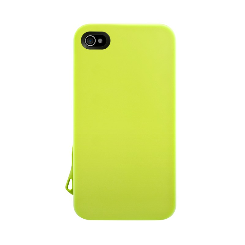 SwitchEasy Lanyard iPhone 4(S) Lime - 1