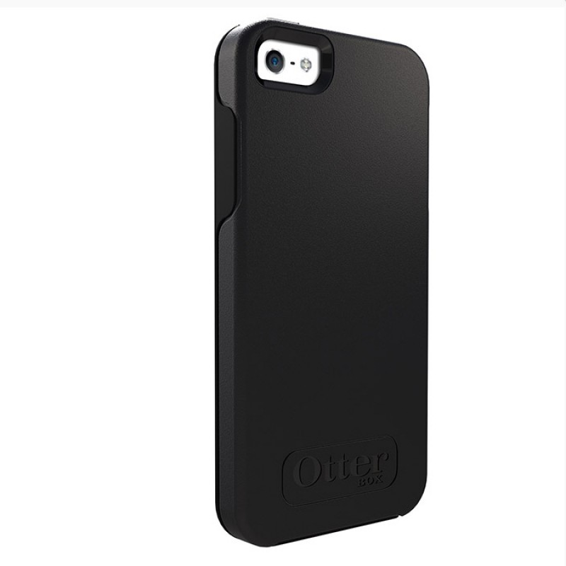OtterBox Symmetry iPhone 5/5S Black - 1