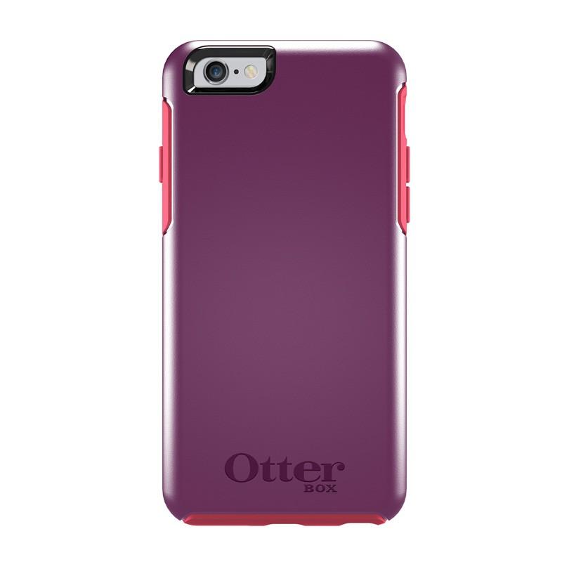 OtterBox Symmetry iPhone 6 Damson Pink - 1