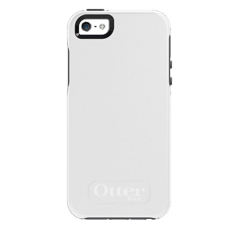 OtterBox Symmetry iPhone 5/5S White - 4