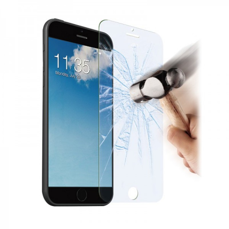Muvit Tempered Glass Screen iPhone 6 Plus - 1