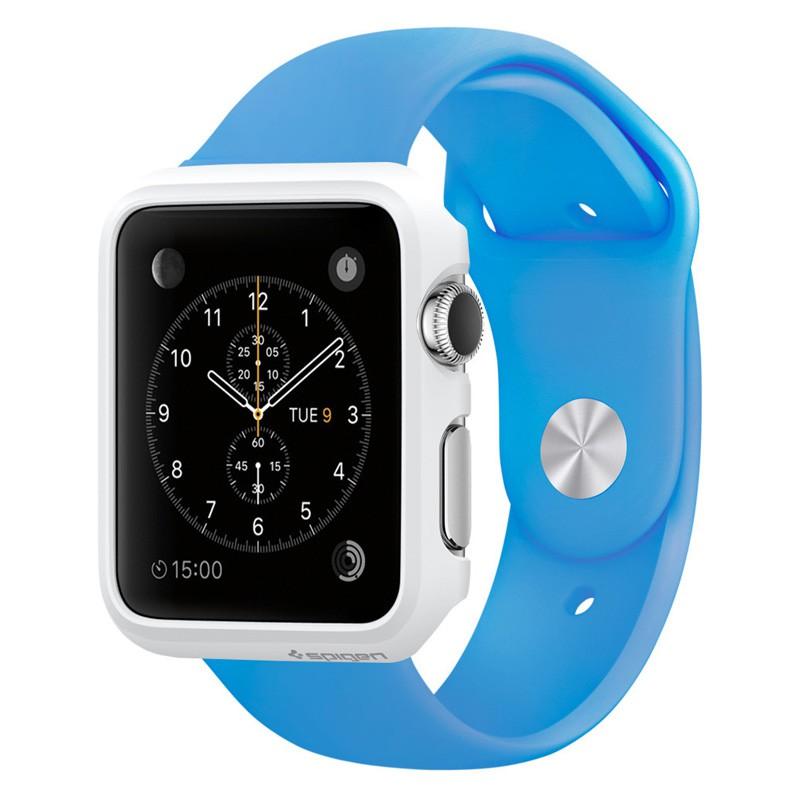 Spigen Thin Fit Case Apple Watch 42mm White - 1