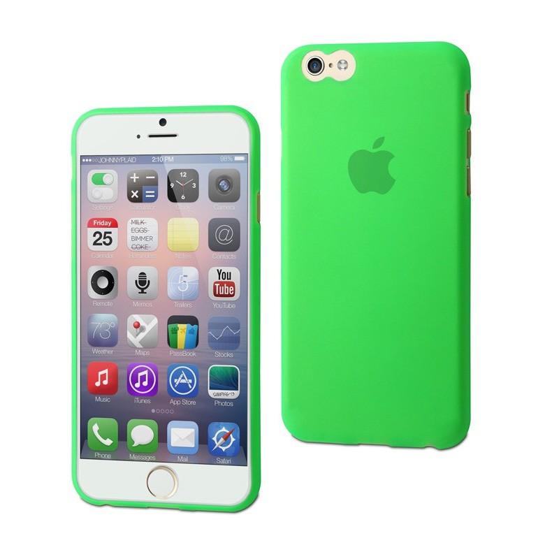 Muvit ThinGel iPhone 6 Plus Mint Green - 1