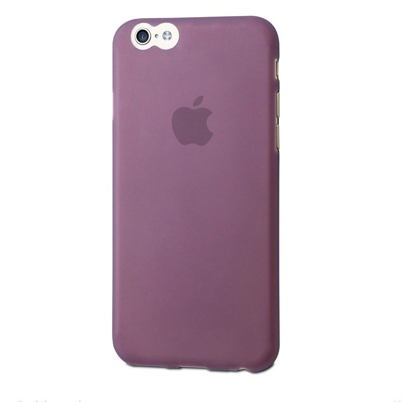 Muvit ThinGel iPhone 6 Plus Purple - 2
