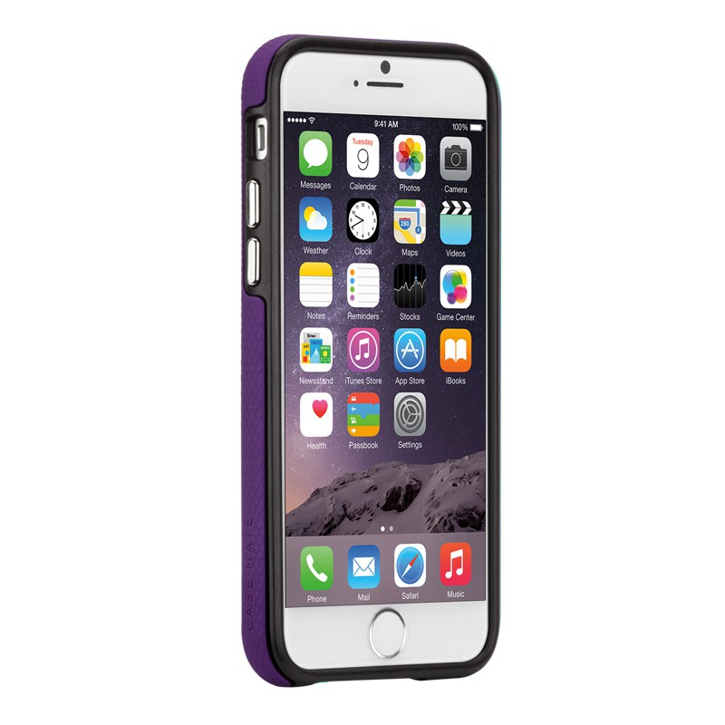Case-Mate Tough Case iPhone 6 Purple/Black - 6