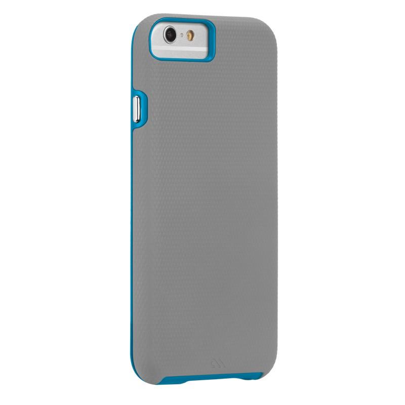 Case-Mate Tough Case iPhone 6 Grey/Blue - 6