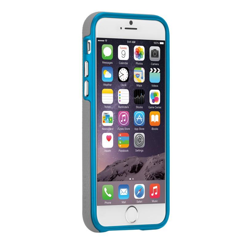 Case-Mate Tough Case iPhone 6 Grey/Blue - 4