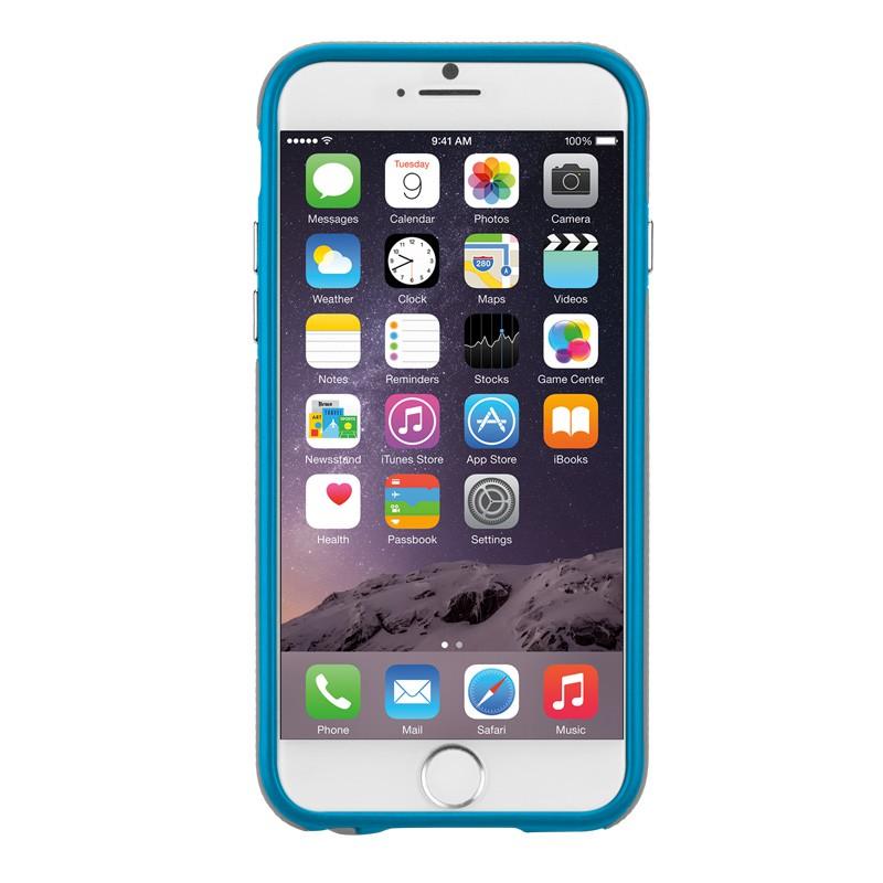 Case-Mate Tough Case iPhone 6 Grey/Blue - 2