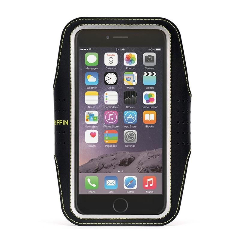 Griffin Trainer iPhone 6 Plus Black - 1