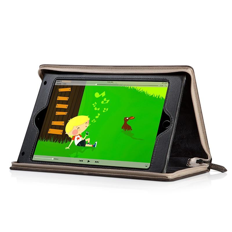 Twelve South - BookBook iPad Mini 4 Brown 03
