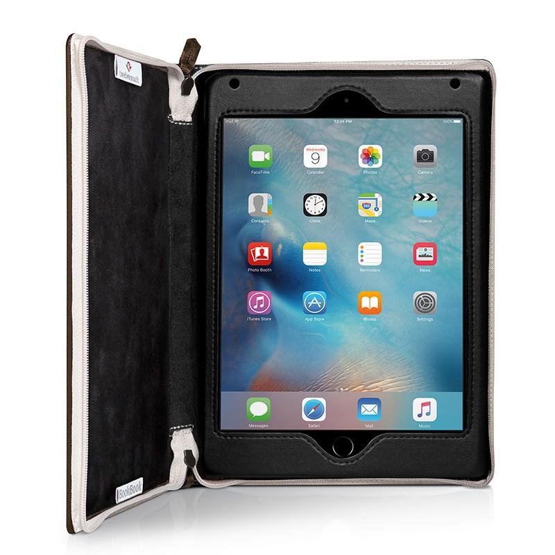 Twelve South - BookBook iPad Mini 4 Brown 04
