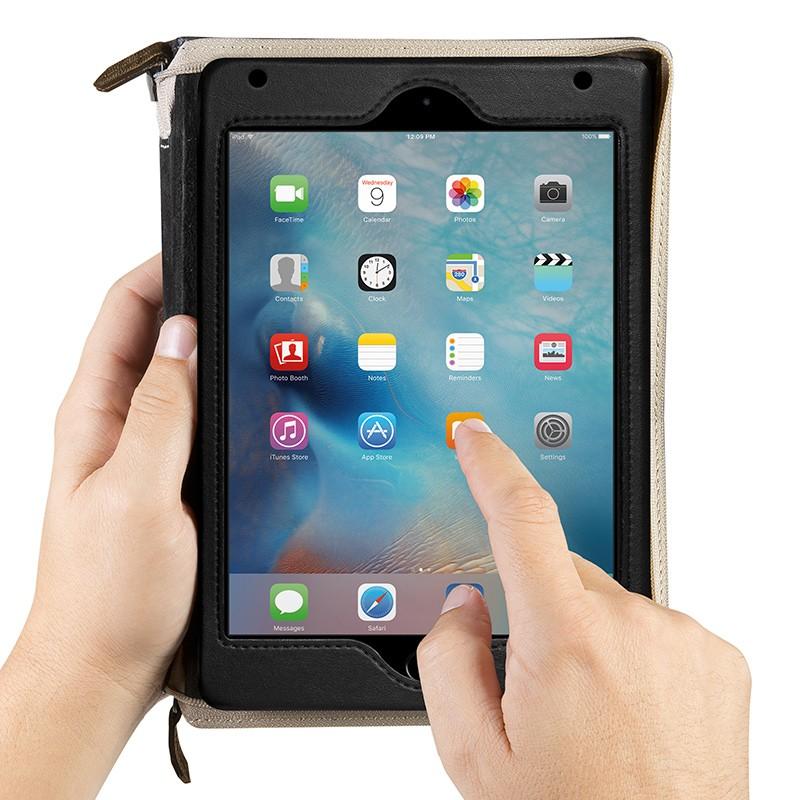 Twelve South - BookBook iPad Mini 4 Brown 05