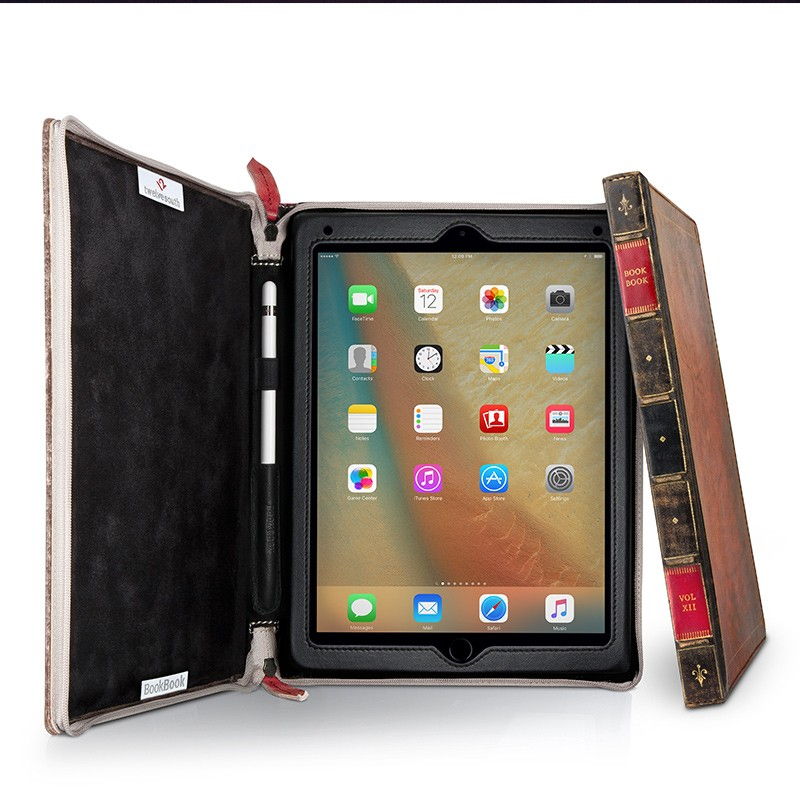 Twelve South - BookBook iPad Pro 9.7 inch Rutledge 01