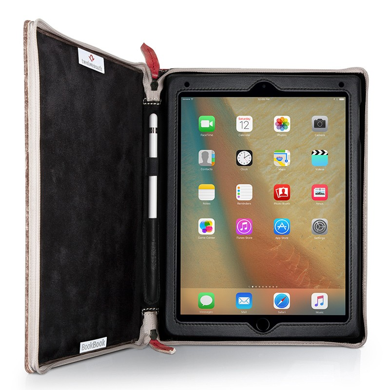 Twelve South - BookBook iPad Pro 9.7 inch Rutledge 02