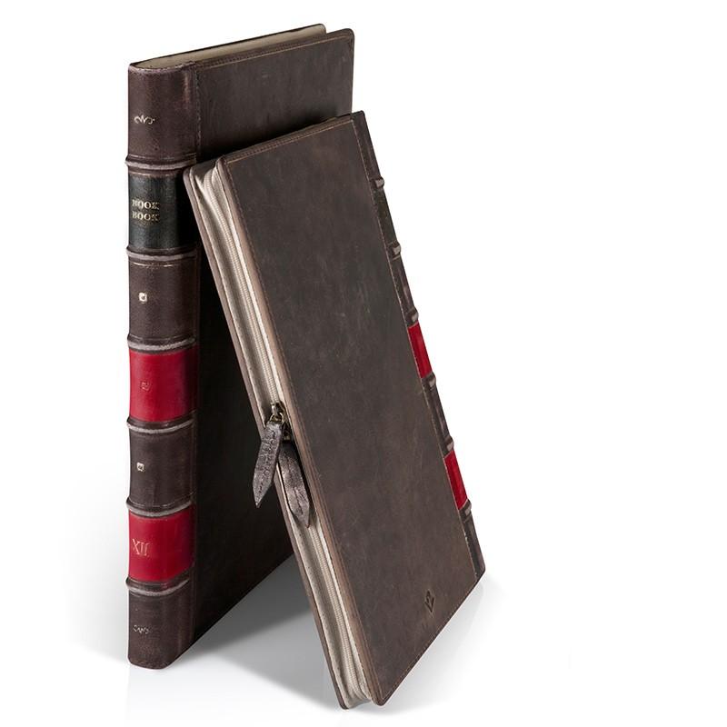 Twelve South - BookBook voor Apple Macbook 12 inch Brown 04