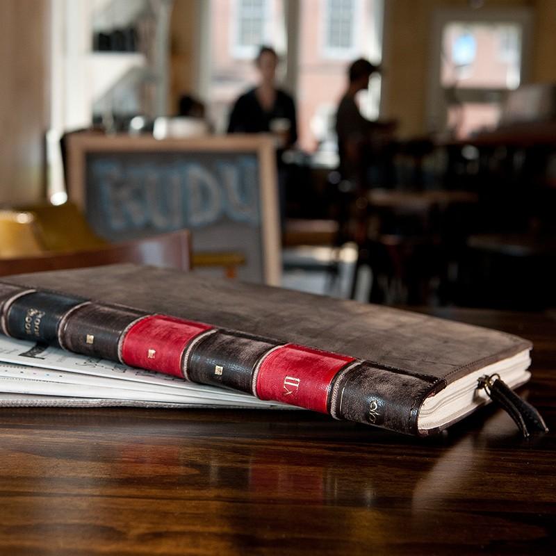 Twelve South - BookBook voor Apple Macbook 12 inch Brown 06