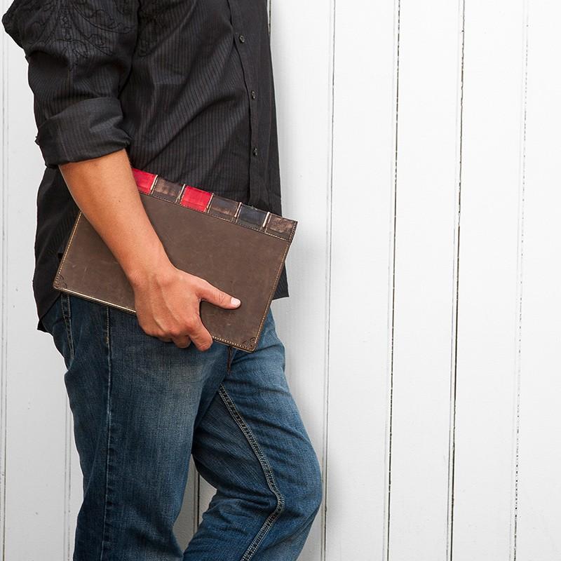 Twelve South - BookBook voor Apple Macbook 12 inch Brown 10