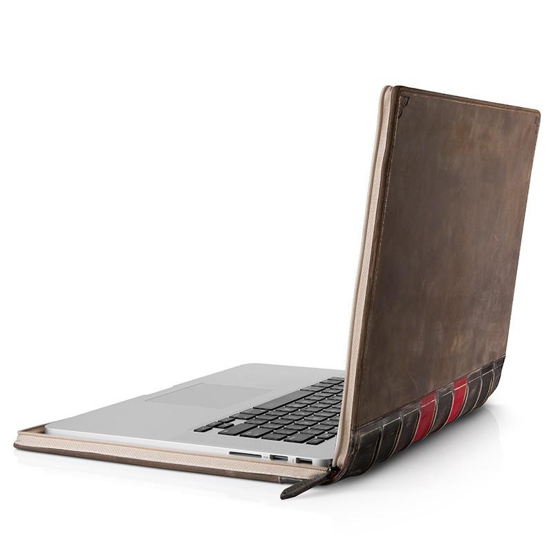 Twelve South - BookBook voor Apple Macbook 15 inch Brown 01