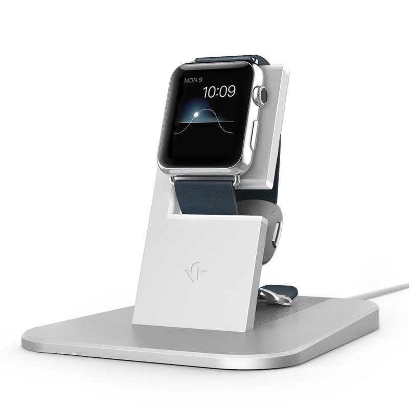 Twelve South - HiRise voor Apple Watch Silver 01