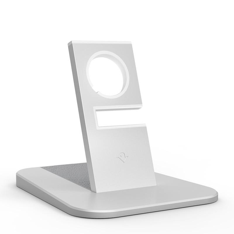 Twelve South - HiRise voor Apple Watch Silver 04