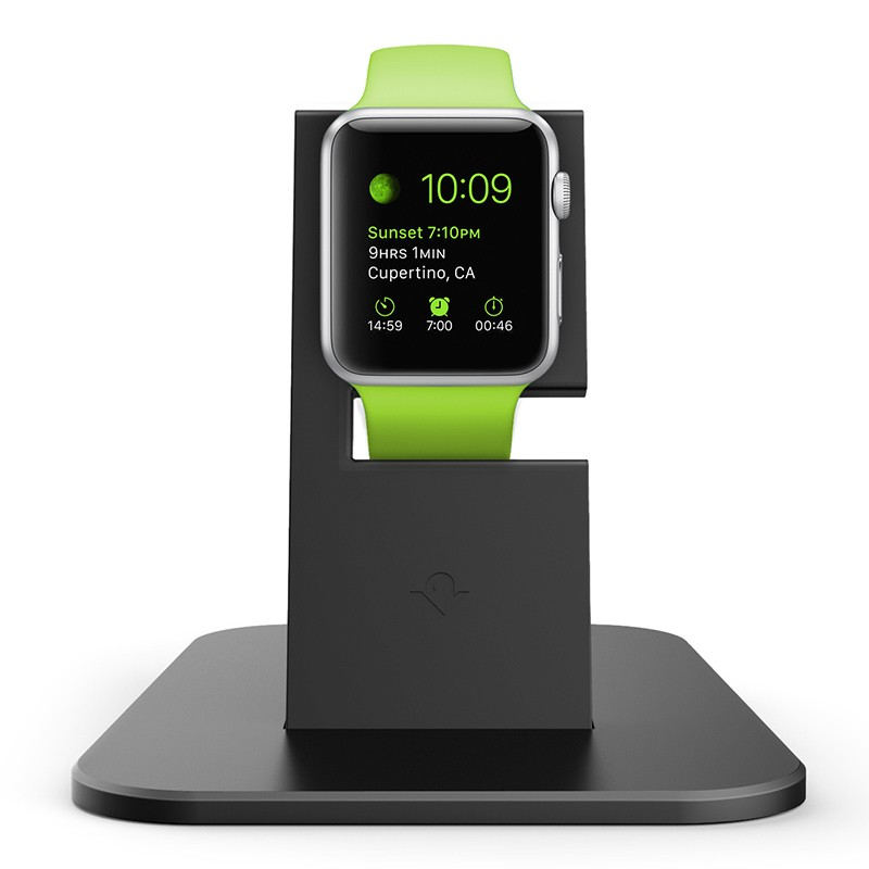 Twelve South - HiRise voor Apple Watch Silver 02