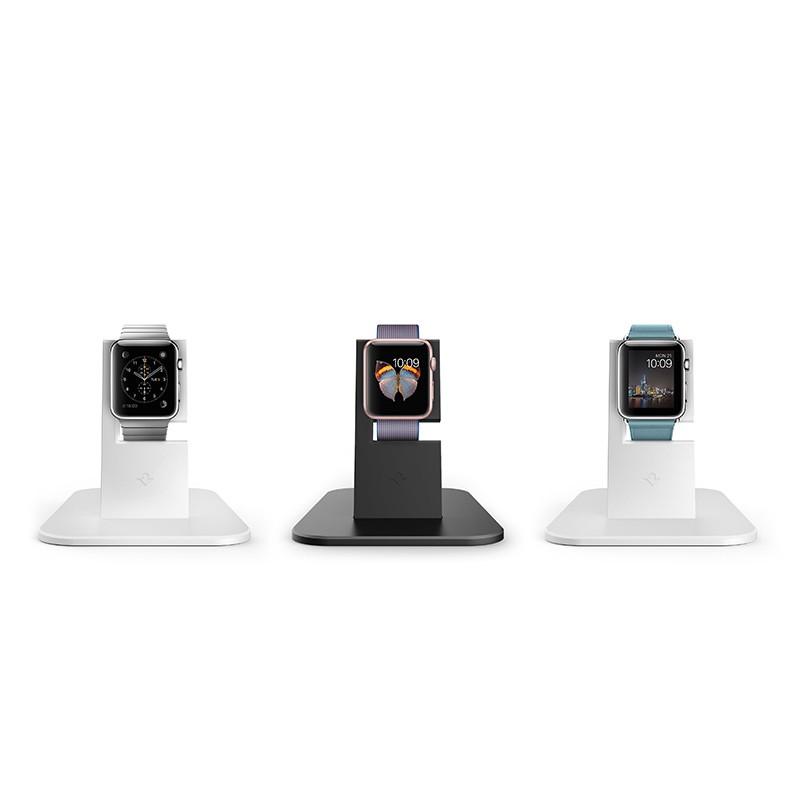 Twelve South - HiRise voor Apple Watch Silver 05