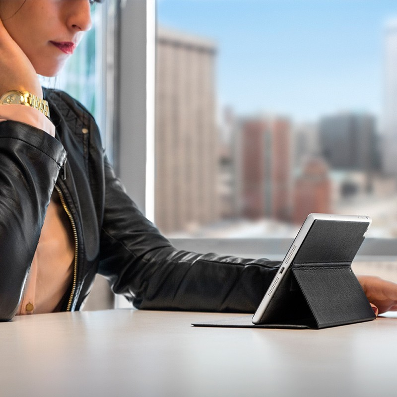 Twelve South - SurfacePad iPad Air 2 Red 06