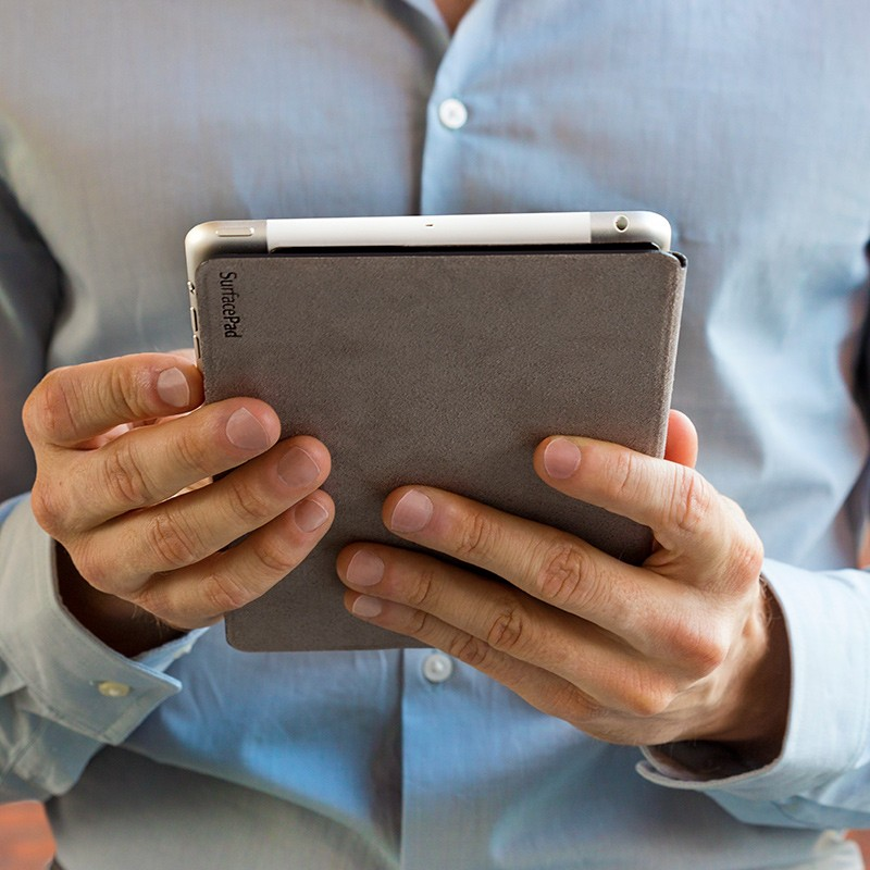 Twelve South - SurfacePad iPad Air 2 Black 08