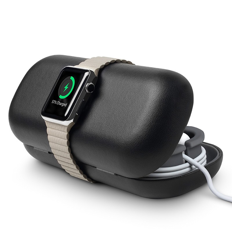 Twelve South - TimePorter Apple Watch Black 01
