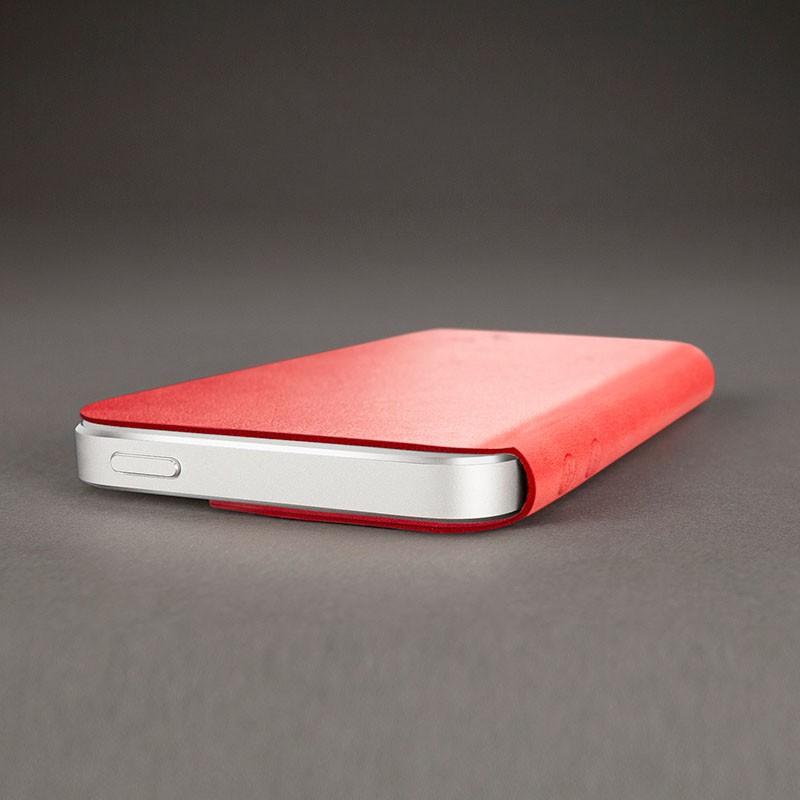 TwelveSouth SurfacePad iPhone 5 Red - 2