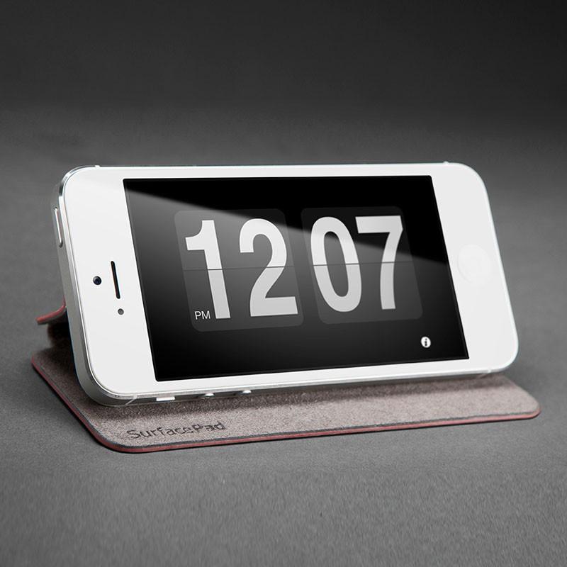 TwelveSouth SurfacePad iPhone 5 Red - 4
