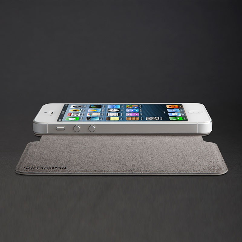TwelveSouth SurfacePad iPhone 5 White - 6