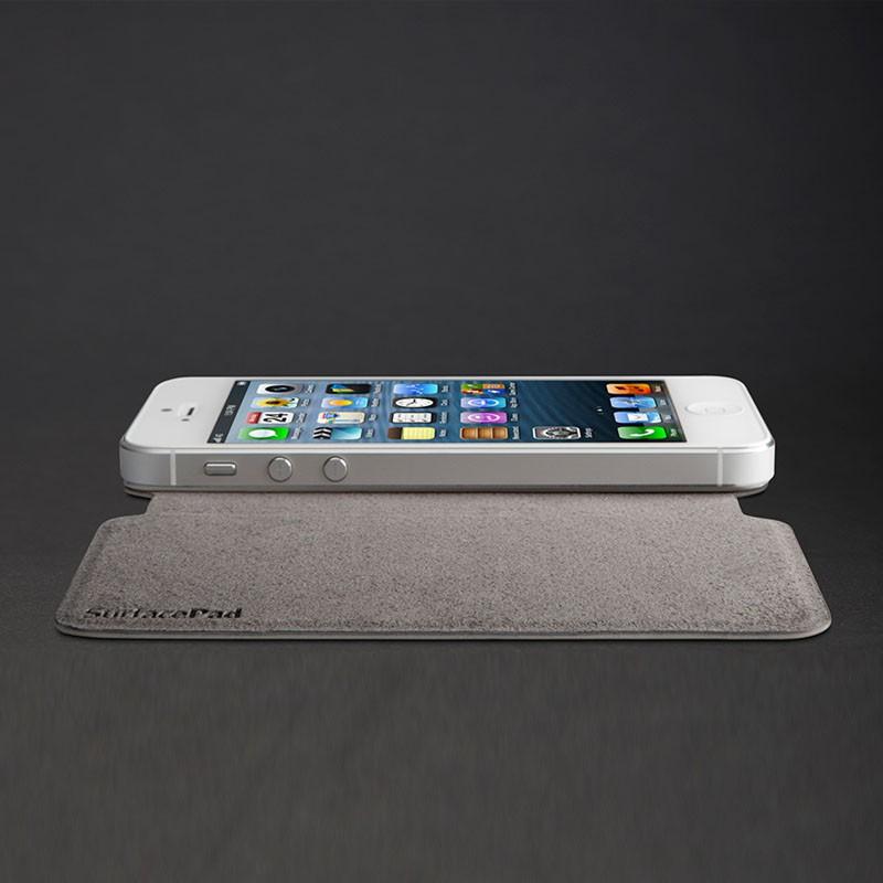 TwelveSouth SurfacePad iPhone 5 Black - 6