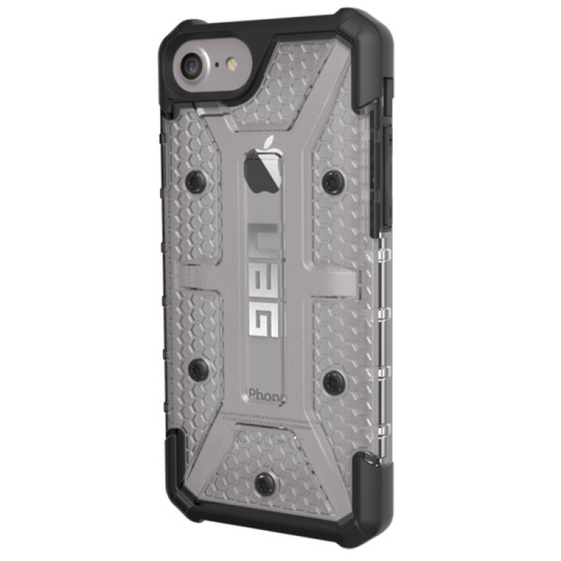 UAG Plasma Hard Case iPhone 7 Ice Clear - 2