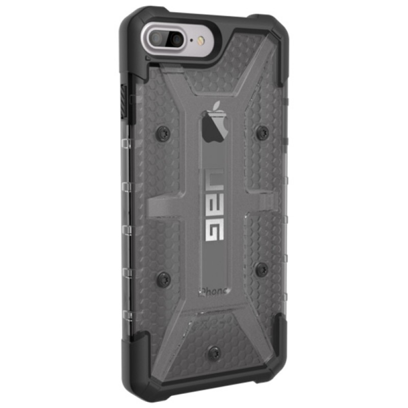 UAG - Plasma Case iPhone 7 Plus Ash Black - 2