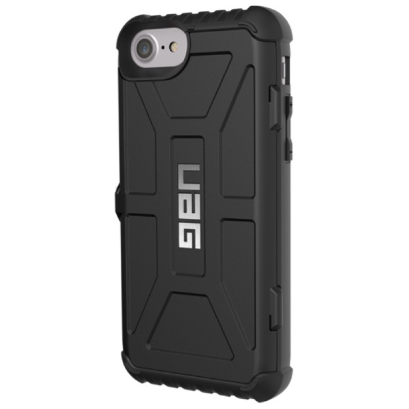 UAG Trooper Card Case iPhone 7 Black - 6