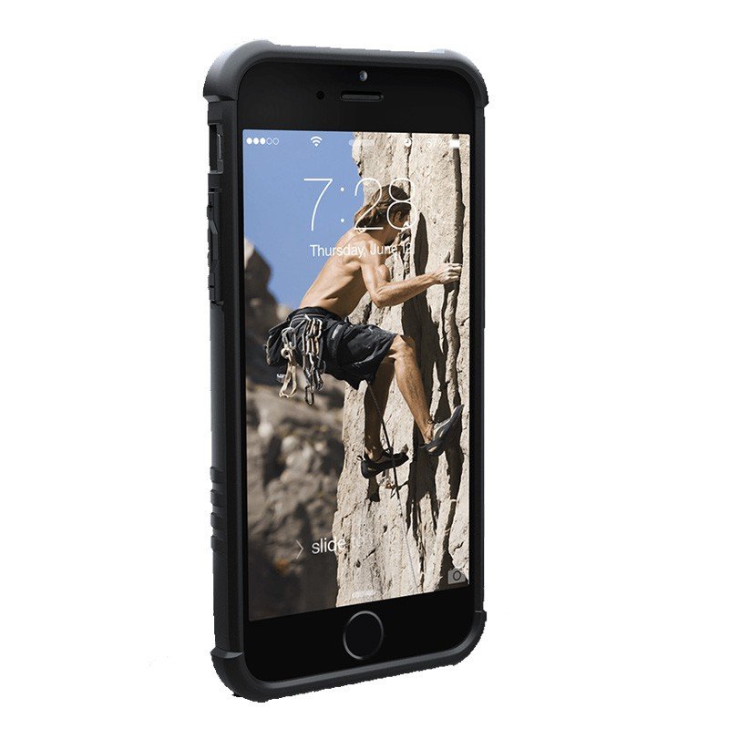 UAG Composite Case iPhone 6/6S Scout Black  - 3