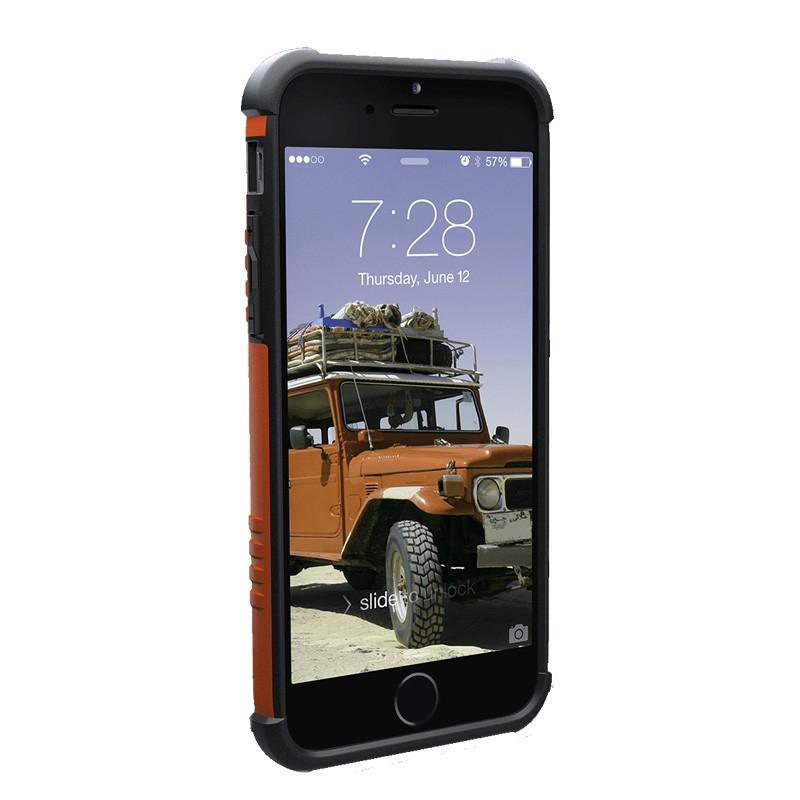 UAG Composite Case iPhone 6/6S Outland Orange  - 3