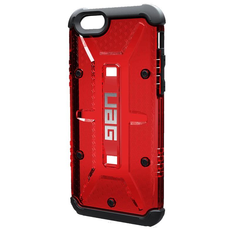 UAG Composite Case iPhone 6/6S Magma Red - 2