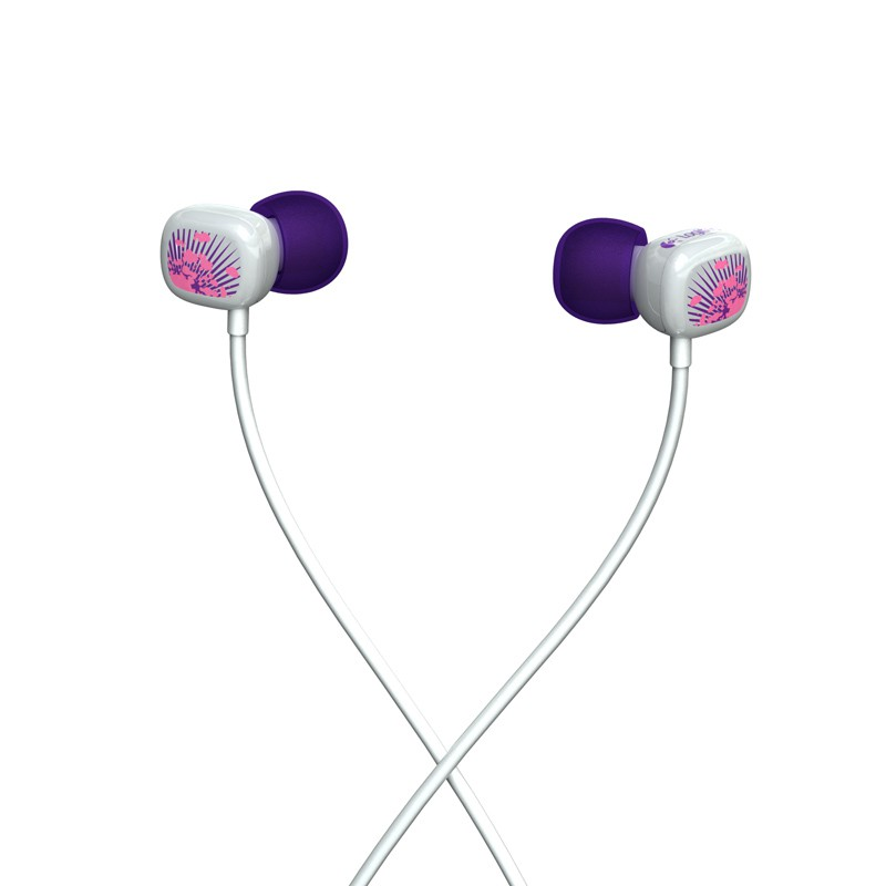 Ultimate Ears 100 In-ear Purple Splatter - 1