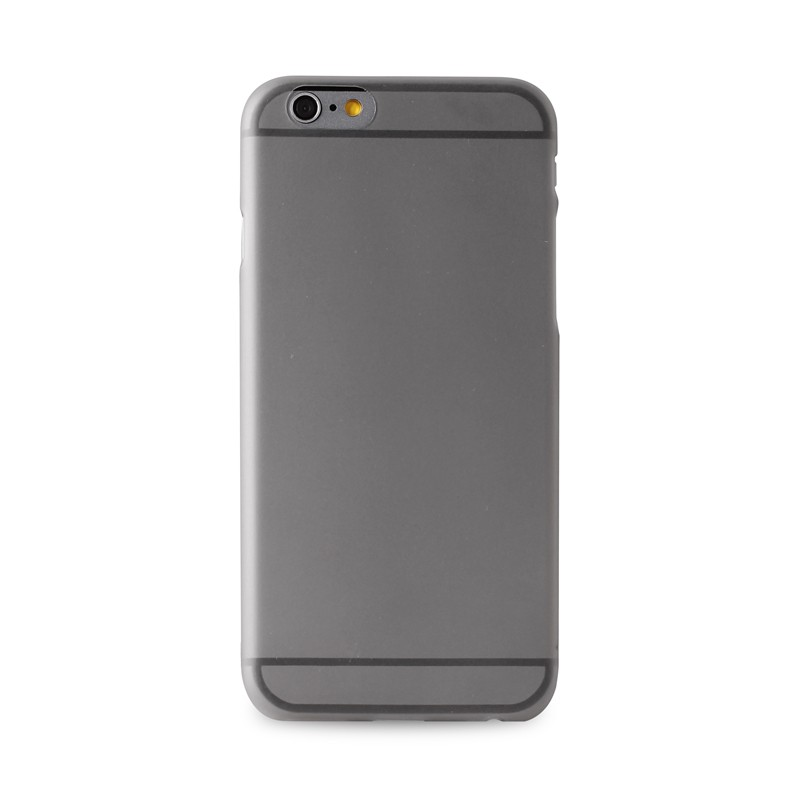 Puro UltraSlim Backcover iPhone 6 Plus Black - 1