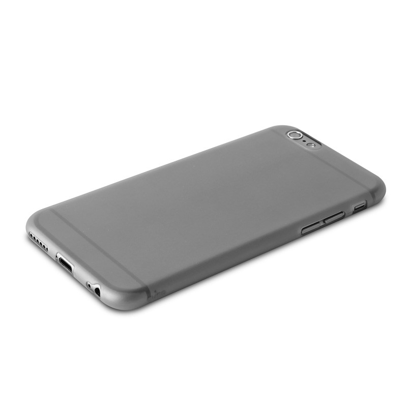 Puro UltraSlim Backcover iPhone 6 Plus Black - 5